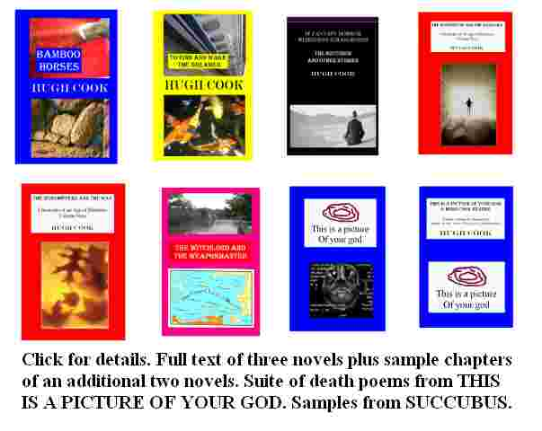 Link to for samples and full texts of three novels